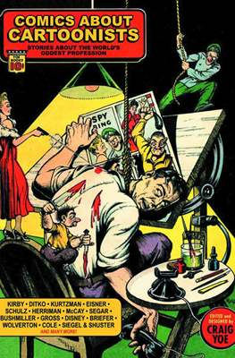 Comics about Cartoonists