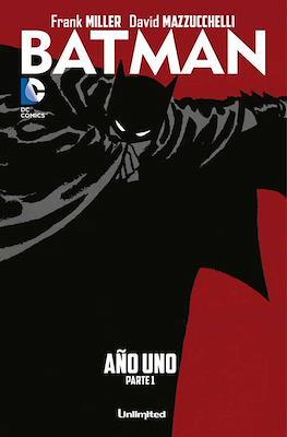 Batman. Año uno (Rústica) #1