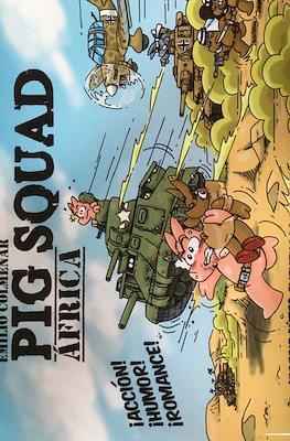 Pig Squad: África (Rústica) #