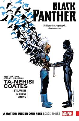 Black Panther (2016-2017) (Softcover 128-144-160 pp) #3