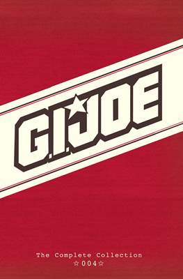 G.I. Joe: The Complete Collection (Hardcover 300-356 pp) #4