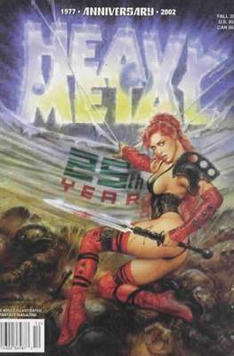 Heavy Metal Fall Special #7