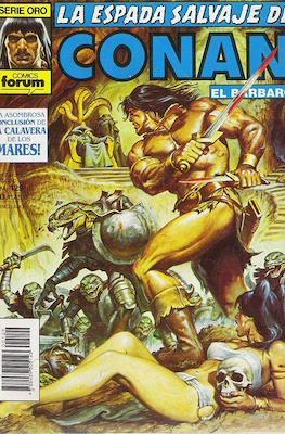 La Espada Salvaje de Conan. Vol 1 (1982-1996) (Grapa. B/N.) #129