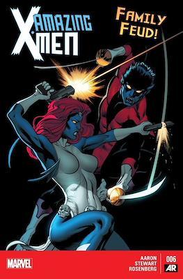 Amazing X-Men Vol. 2 (Comic-book) #6