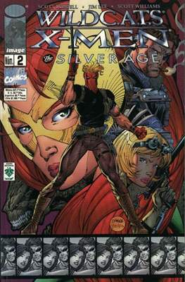 Wildcats / X-Men (Rústica) #2