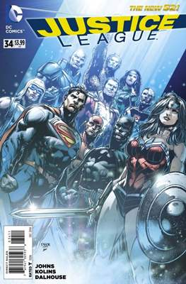 Justice League Vol. 2 (2011-2016) (Comic-Book) #34