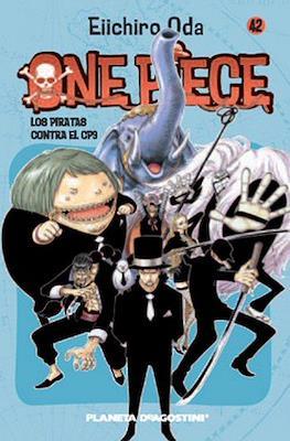 One Piece (Rústica con sobrecubierta) #42