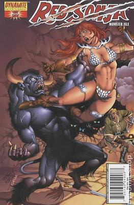 Red Sonja: Monster Isle (2006)