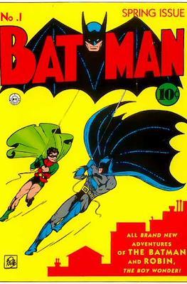 Batman Vol. 1 (1940-2011) #1
