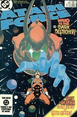 Atari Force (Grapa) #12