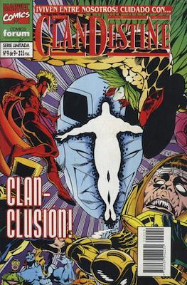 ClanDestine (1995-1996) (Grapa. 24 páginas.) #9