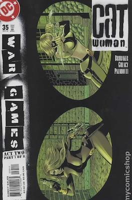 Catwoman Vol. 3 (2002-2008) (Comic Book) #35