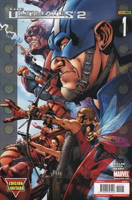The Ultimates 2 (2006-2007) (Grapa) #1