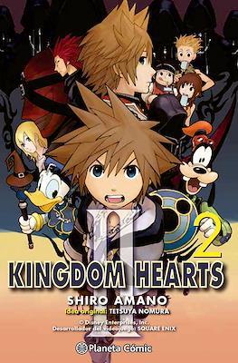 Kingdom Hearts II (Rústica con sobrecubierta) #2