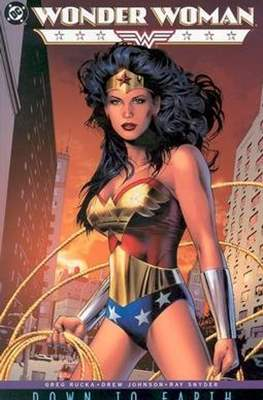 Wonder Woman (Greg Rucka) (Softcover) #1