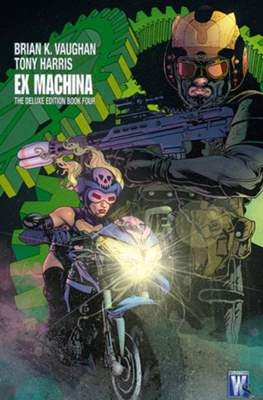 Ex Machina - The Deluxe Edition (Hardcover) #4