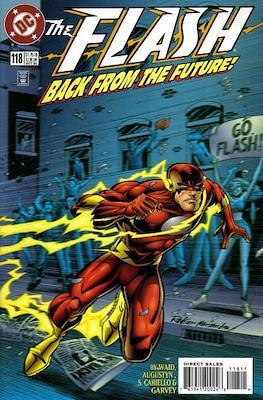 The Flash Vol. 2 (1987-2006) (Comic Book) #118