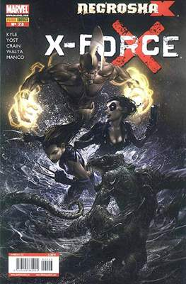 X-Force Vol. 3 (2008-2011) (Grapa, 24-48 pp) #23