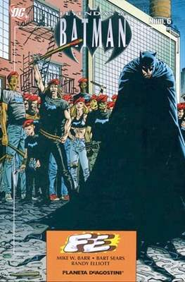 Batman. Las leyendas de Batman (Rústica 144 pp) #6