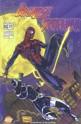 Backlash / Spider-Man (Grapa) #2
