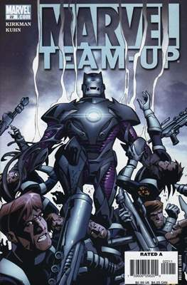 Marvel Team-Up Vol. 3 (Comic-Book) #22