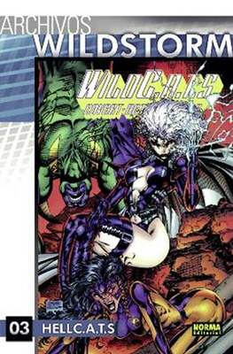 Archivos Wildstorm. WildC.A.T.s #3