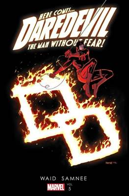 Daredevil by Mark Waid (Softcover) #5