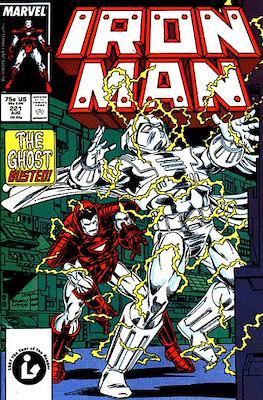 Iron Man Vol. 1 (1968-1996) (Comic book) #221