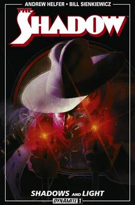 The Shadow Master Series (Digital) #1