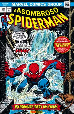 Spiderman. El Asombroso Spiderman. Marvel Gold (Omnigold) (Cartoné) #8