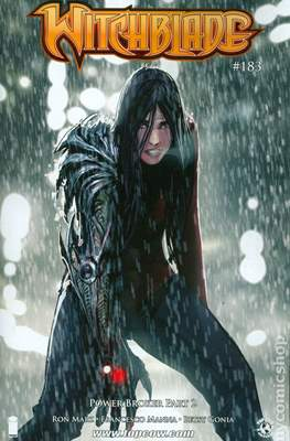 Witchblade (Variant Cover) (Comic Book) #183