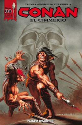 Conan el Cimmerio (Grapa 24-48-72 pp) #9