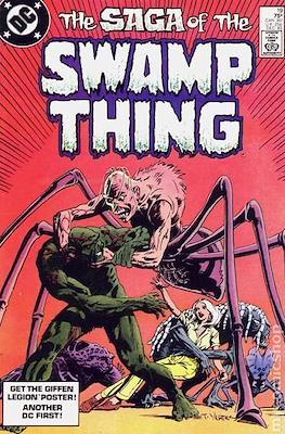 Swamp Thing (1982-1996) #19