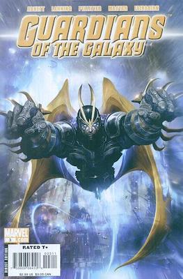 Guardians of the Galaxy Vol. 2 (2008-2010) (Comic-Book) #3
