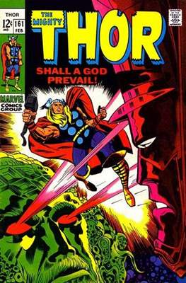 Journey into Mystery / Thor Vol 1 (Comic Book) #161