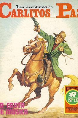Historias Gáficas para Jóvenes (Serie Roja B) (Grapa. 1973) #18