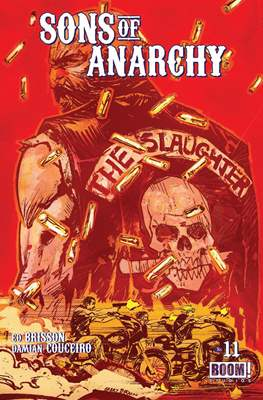 Sons of the Anarchy (Grapa) #11