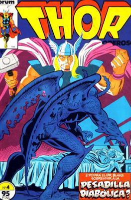 Thor, el Poderoso (1983-1987) #4