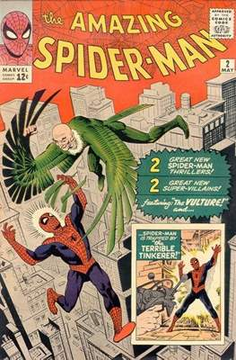 The Amazing Spider-Man Vol. 1 (1963-1998) #2