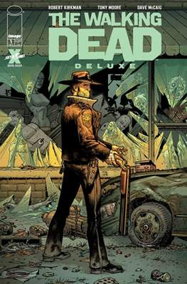The Walking Dead Deluxe (Variant Cover)