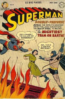 Superman Vol. 1 / Adventures of Superman Vol. 1 (1939-2011) (Comic Book) #76