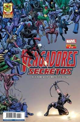Vengadores Secretos (2011-2015) (Grapa) #27