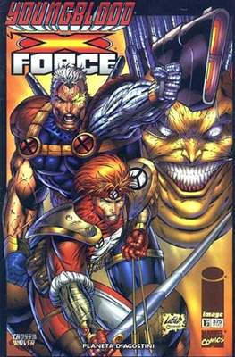 Youngblood / X-Force (Grapa 52-48 pp) #1