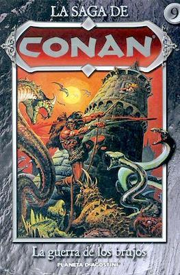 La saga de Conan #9