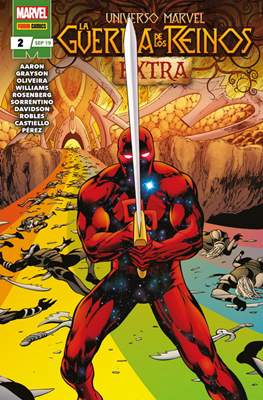 Universo Marvel: La Guerra de los Reinos - Extra #2