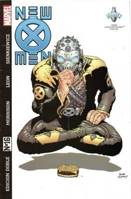 New X-Men (Grapa) #16