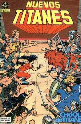 Nuevos Titanes Vol. 1 (1984-1988) (Grapa 40 pp) #12