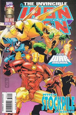 Iron Man Vol. 1 (1968-1996) (Comic book) #330