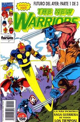 The New Warriors (Comic-Book) #11