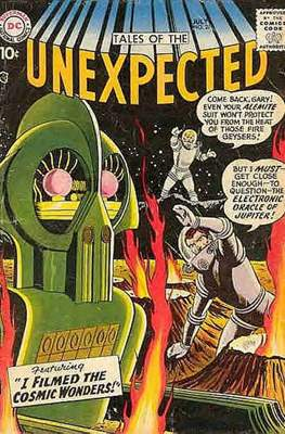 Tales of the Unexpected (1956-1968) (Comic Book) #27